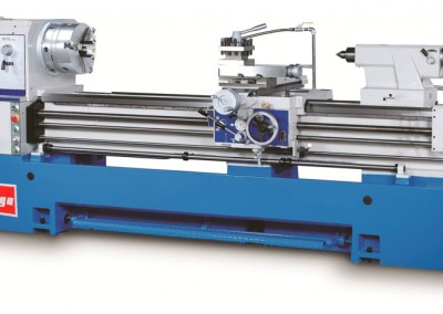 Omega Gap Bed Lathe Model L2240