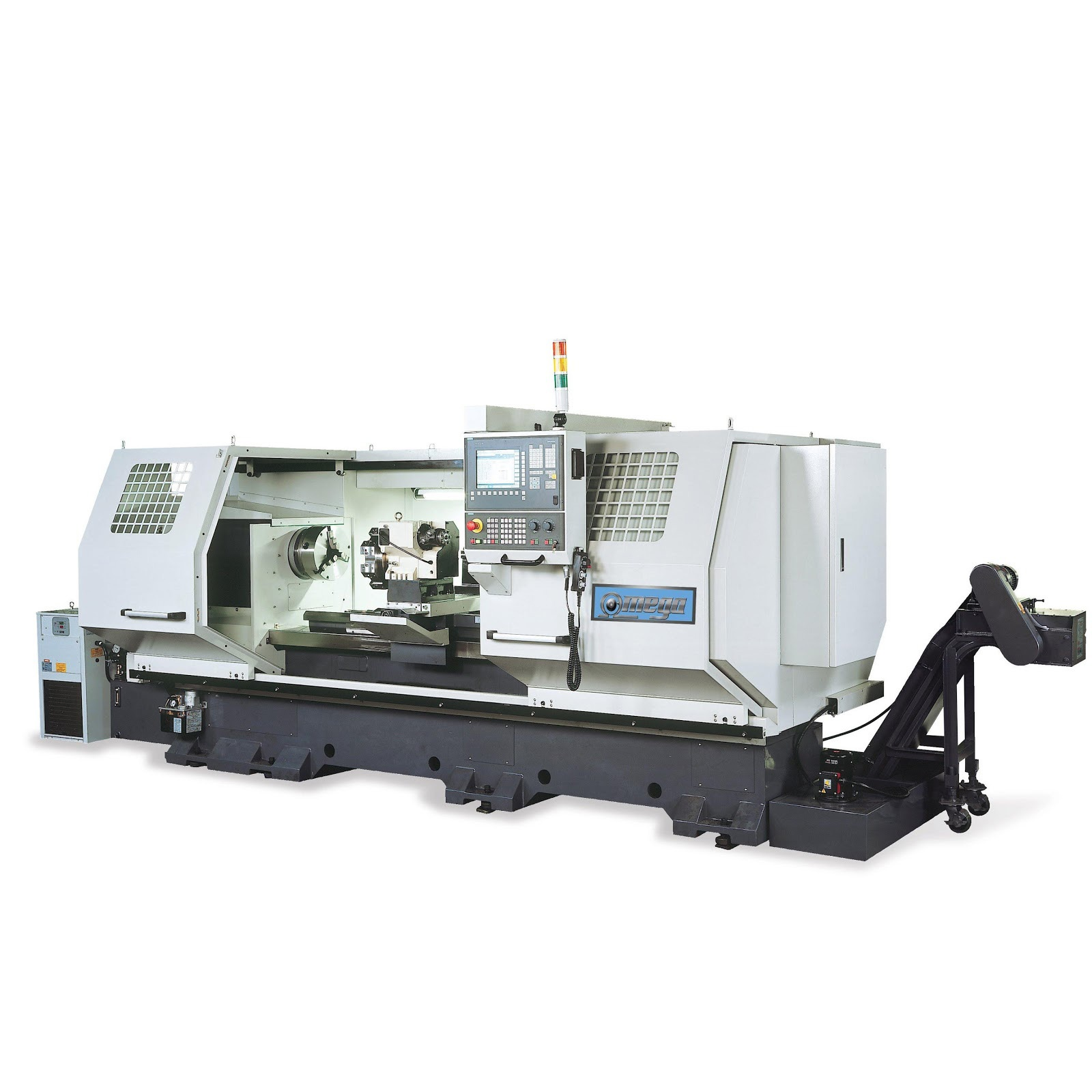 Omega Heavy Duty Precision CNC Lathe Model DL-660